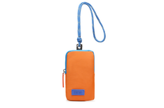 Mini Bolsa Laranja Porta-Celular