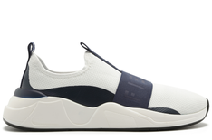 Tênis Branco Beat Slip On Masculino Neoprene [ ALOK ]