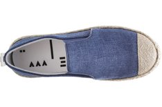 Tênis Bay Slip On Blue Jeans