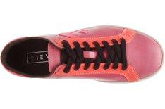 Tênis River Fun Couro Bubble Pink e Neon