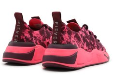Tênis Rosa Beat Amplify Tie Dye Feminino