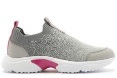 Tênis Kiva Slip On Grey