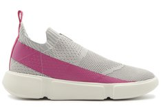 Tênis Melrose Slip On Knit Grey