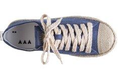 Tênis Bay Laced Blue Jeans