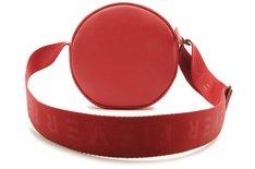 Crossbody Vermelha Round
