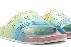 Slide Colored Masculino Rainbow
