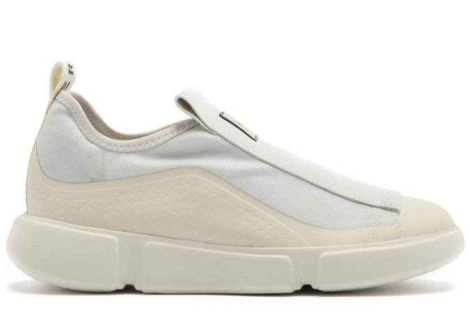 Tênis Melrose Slip On Elastic Grey