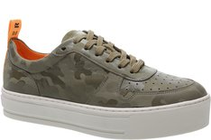 Tênis Newport Camo Jungle Army