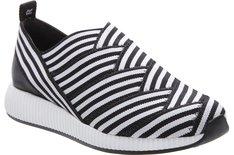 Tênis Five Stripes Black & White