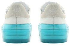 Tênis Branco e Azul Colored Feminino