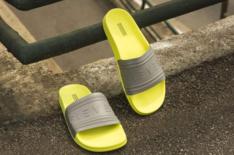 Slide Paradise Masculino Grey