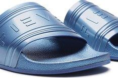 Slide Azul Paradise Shine Masculino