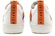 Tênis Malibu Masculino Slip On Rainbow