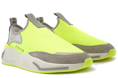 Tênis Lime Beat Slip On [ ALOK ]