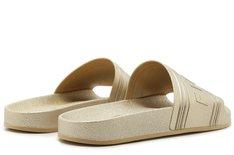 Slide Paradise Glitter Dourado
