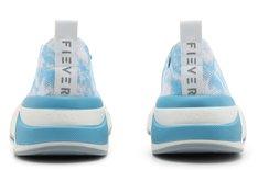 Tênis Azul Beat Amplify Tie Dye Feminino