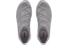 Tênis Five Slip On Stripes Grey
