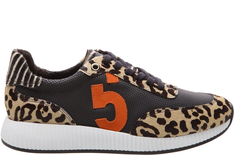 Tênis Five Animal Print