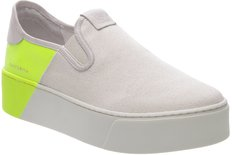 Tênis California Canvas Neon Lime