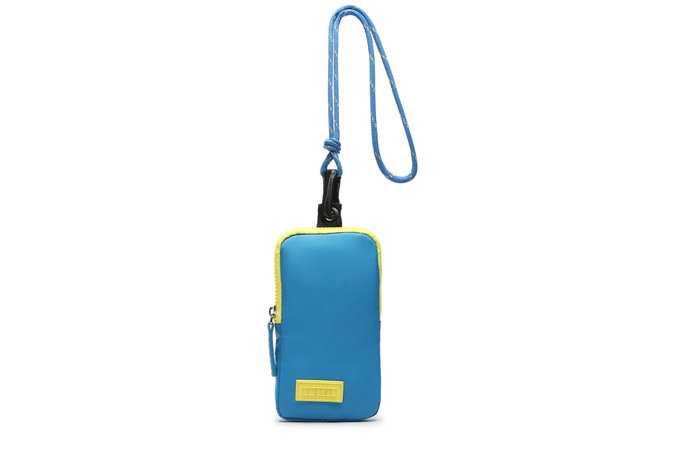 Crossbody Azul Clip Bag Nylon