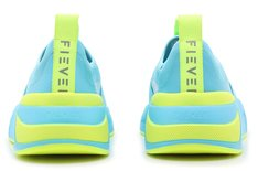 Tênis Azul Beat Color Blast Elastic Slip On Neoprene Masculino