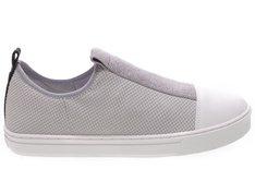 Tênis Malibu Classic Slip On Elastic Yeezy Grey