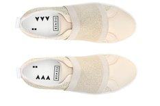 Tênis Branco Venice Shine Feminino