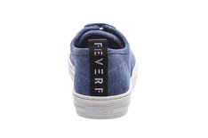 Tênis Pacific Lona Jeans Crimp Sola Baixa