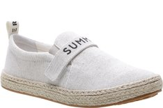 Tênis Bay Changeable Slip On Marfim