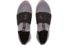 Tênis Five Strap Knit Grey