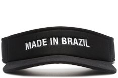 Viseira Preta Made In Brazil