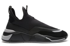 Tênis Preto Beat Slip On High Masculino Alok