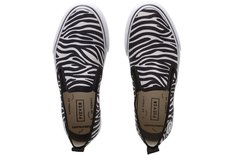 Tênis Long Slip On Prints Zebra