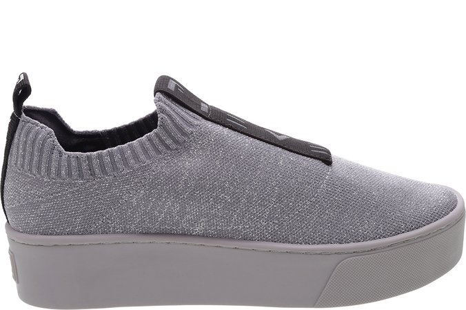 Tênis California Hills Knit Gray