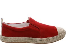 Tênis Bay Slip On Red Mary