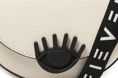 Crossbody Branca e Preta Curve Icon