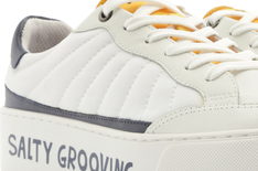 RUFFLES ® | Tênis California Salty Grooving Branco