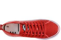 Tênis Long Sequin Vermelho