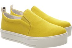 Tênis Malibu Canvas Color Amarelo