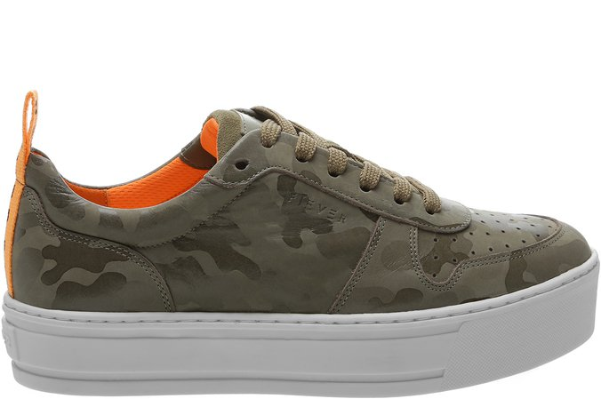 Tênis Newport Camo Jungle Army | Fiever