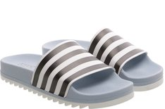 Slider Stripes Air Blue Sola Dentada