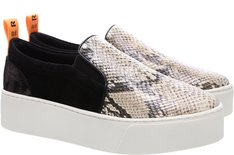 Tênis California Slip On Snake