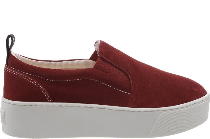 Tênis California Slip On Telha | Fiever