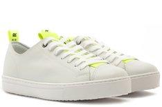 Tênis Venice Low Branco Lime