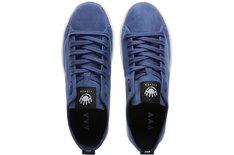 Tênis Venice Etiqueta Nobuck Blue Jeans Sola Alta