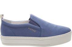 Tênis Malibu Canvas Color Blue Jeans