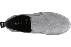 Tênis Malibu Nice Plush Cinza Sola Alta