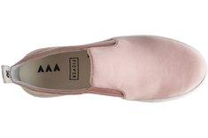 Tênis Malibu Gold Eyes Cetim New Sandal Sola Alta