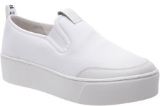Tênis California Slip On Neoprene Branco