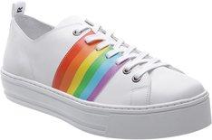 Tênis Venice Atanado Rainbow Sola Alta